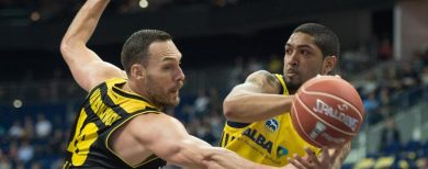 Alba Berlin Peyton Siva bleibt, Spencer Butterfield geht