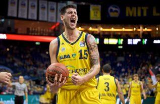 Bogdan Radosavljevic verlässt ALBA BERLIN