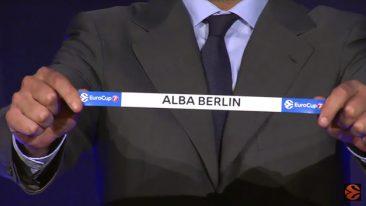EuroCup: ALBA mit attraktiver Vorrundengruppe