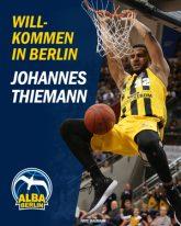 Johannes Thiemann erhält Dreijahresvertrag