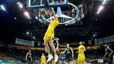 Basketball-Bundesliga Alba Berlin startet gegen Science City Jena in die Saison