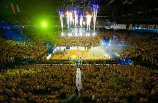 Alle ALBA-Heimspiele im Kalenderjahr 2018 terminiert
