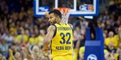 Alba-Sieg gegen Jena So setzt Johannes Thiemann bei Berlins Basketballern Akzente