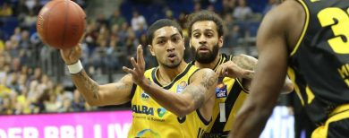 Basketball-Bundesliga Alba Berlin siegt knapp und verliert Siva für mehrere Wochen