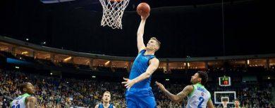 Eurocup im Basketball Alba fliegt zum nächsten Sieg