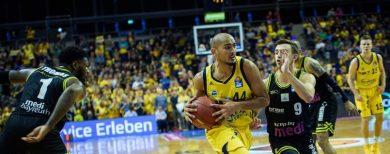 Basketball-Bundesliga Alba Berlin will nach der ersten Niederlage eine Reaktion zeigen
