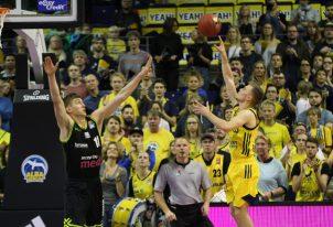 Trotz drei Ausfällen: Albatrosse ziehen ins Pokal-Viertelfinale ein