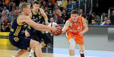 Basketball-Bundesliga Alba Berlin schlägt Ratiopharm Ulm mit 92:74