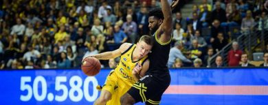 Basketball-Bundesliga Alba Berlin gehen die Guards aus