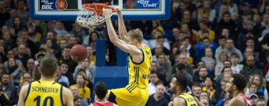 Basketball Die Euroleague lockt Alba Berlin