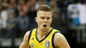 Alba-Guard Hermannsson erleidet Bänderriss