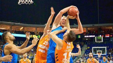 Alba kassiert gegen Zagreb erste Heimniederlage