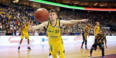 Personalnot bei Alba Jetzt verletzt sich auch noch Martin Hermannsson