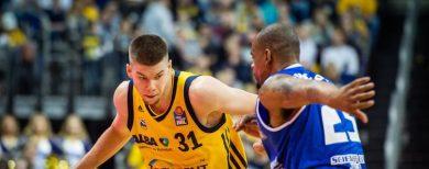 Basketball-Bundesliga Alba Berlin verliert knapp in München