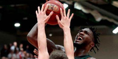 Alba Berlin Die Basketballer wollen Center Landry Nnoko verpflichten