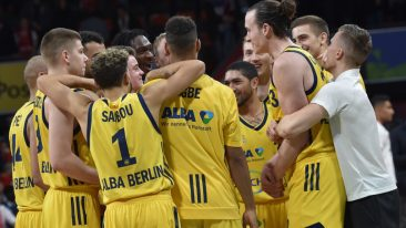 "ALBA-Manager schwärmt über Pokalcoup: ""Nah am besten Basketball"""