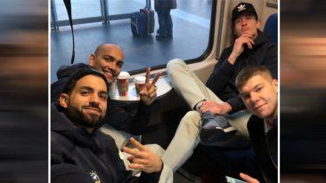 Trotz Bahnstreiks! Alba-Zug fuhr pünktlich nach Polen