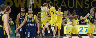Basketball-Bundesliga Alba Berlin verliert etwas überraschend in Braunschweig