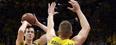 Sieg gegen Baskets Oldenburg Es flutscht wieder bei Alba Berlin