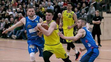 Mattisseck führt Bernau mit 25 Punkten zum Sieg gegen Dresden