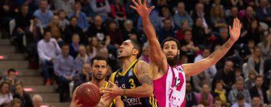 Basketball-Bundesliga Alba Berlin gewinnt 93:81 in Bonn
