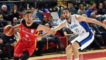 Unnötige Niederlage: DBB-Team verliert in Israel
