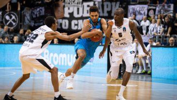 ALBA gewinnt souverän gegen Partizan Belgrad