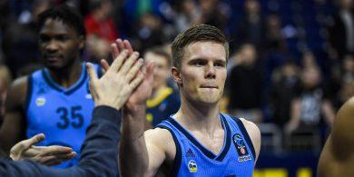 Sieg im Eurocup Alba improvisiert gegen Partizan Belgrad gekonnt
