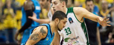 Basketball-Eurocup Alba Berlin setzt sich im Viertelfinale gegen Malaga durch