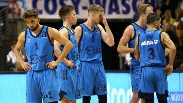 Albas Kapitän Niels Giffey erklärt die Peinlich-Pleite im Eurocup