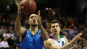 ALBA Berlin verliert im Eurocup gegen Malaga