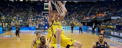 Basketball-Bundesliga Alba Berlin feiert den siebten Sieg in Folge