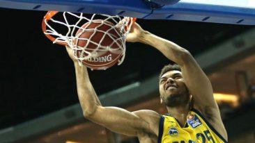 ALBA Berlin im Halbfinale um Basketball-Meisterschaft