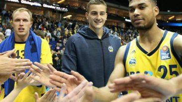 Trotz Auftaktsieg: Manager Baldi warnt vor Ulm
