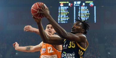 Alba geschwächt gegen Ulm Den Basketballern fehlen die Center Nnoko und Clifford