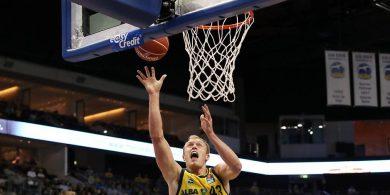 Jetzt gegen Oldenburg Alba-Basketballer schmeißen Ulm aus den Play-offs