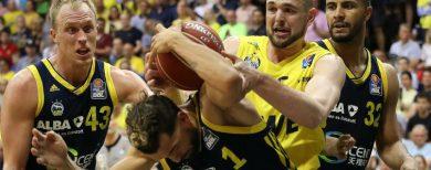 Play-off-Halbfinale Alba Berlin erkämpft Auswärtssieg