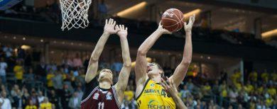 Alba Berlin verliert drittes Spiel Bayern München ist Deutscher Basketball-Meister