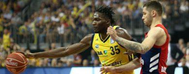 Finale um die deutsche Basketball-Meisterschaft Alba Berlin verliert auch Spiel zwei gegen Bayern