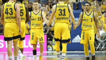 ALBA Berlin fordert Bayern-Basketballer heraus