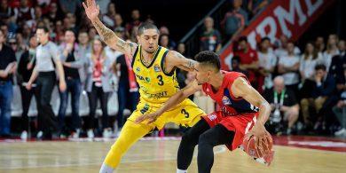 Auftakt der Basketball-Finalserie Alba verliert in München den Faden