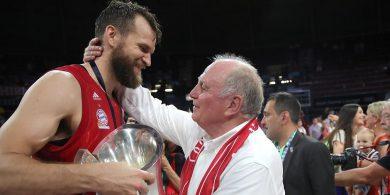 FC Bayern ist wieder Meister Alba schafft die Wende nicht
