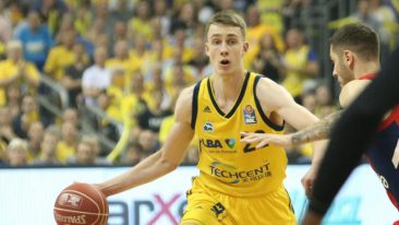 Berliner Basketball-Talent Franz Wagner geht ans College