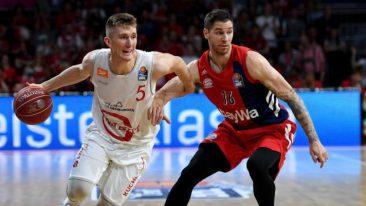 Bayern-Basketballer holen Bray - Siva verlängert bei ALBA