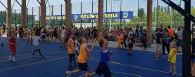 Sommerfest in Prenzlauer Berg Alba Berlin feiert 30. Vereinsjubiläum