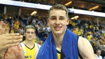 Basketball-Talent Franz Wagner und der Sprung in die USA