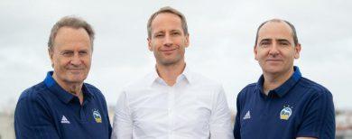 Rückkehr in die Basketball-Euroleague Alba Berlin geht mit Spaß und Ambition in die neue Saison