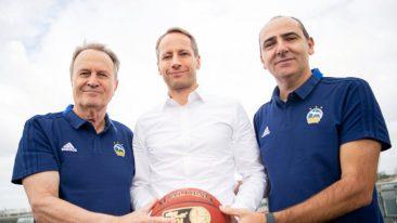 """Alba-Sportdirektor Ojeda: """"Natürlich wollen wir Titel"""""""