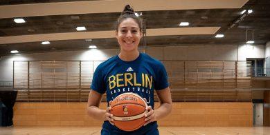 Erste ausländische Profi-Basketballerin Erika Livermore verstärkt Alba Berlin