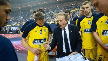 Warm-up! Letzte Infos vor dem Heimspiel gegen EuroLeague-Champ ZSKA Moskau